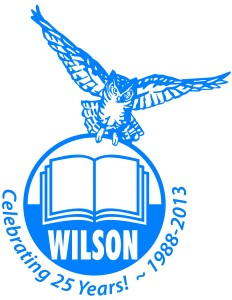 Wilson Logo 25 yrs